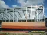Строительство конноспортивного манежа в поселке Янтарный фото 3