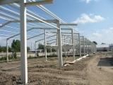 Строительство производственного здания из металлоконструкций по ул.Дачной в г. Калининграде - фото 1