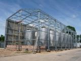Строительство спиртохранилища из металлоконструкций в г. Черняховск фото 1