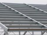 Крыша быстровозводимого павильона