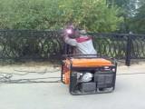 Сварочные работы над забором