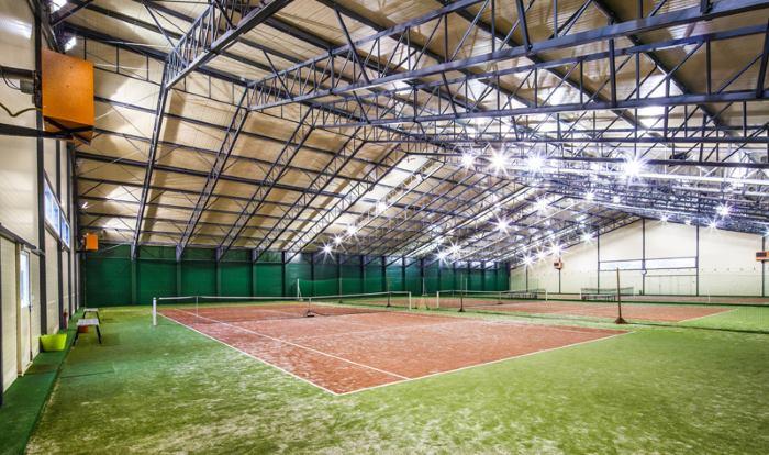 Крытый спортивный комплекс