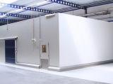 Холодильный склад для хранения продуктов