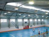 Спортивный зал из металлоконструкций